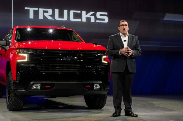 General Motors says sales in North America, China will ...
