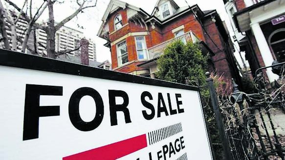 There's no signs of a bursting bubble in real estate numbers released Wednesday.