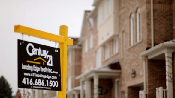 Home sales have been off almost 2.6 per cent this year over last, but average home prices have gone up.