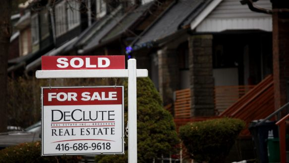 Over the last three years, Ontario credit unions have averaged annual growth of 10.6 per cent in the residential mortgage sector. TORONTO STAR FILE PHOTO