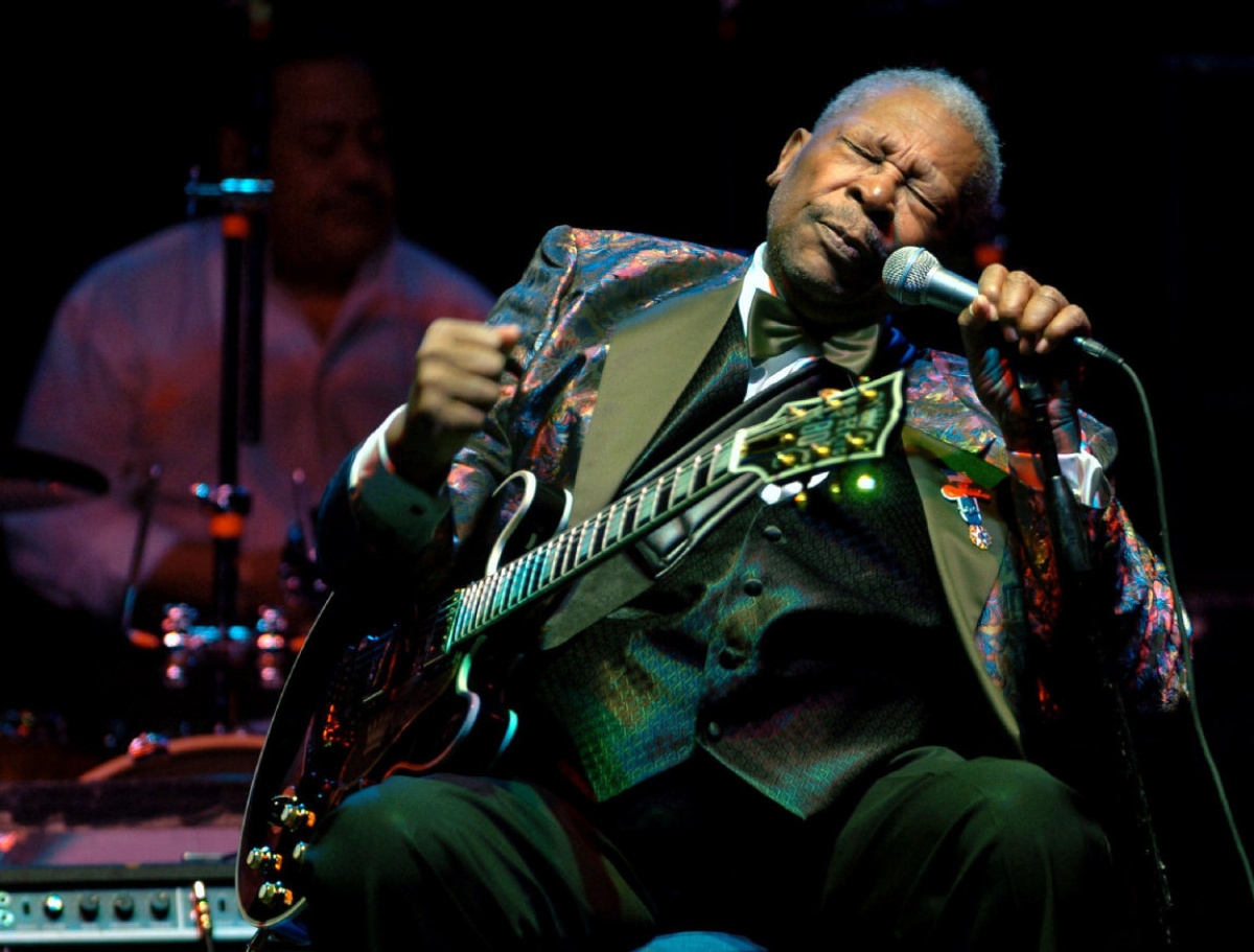B B King Blues Legends At 89