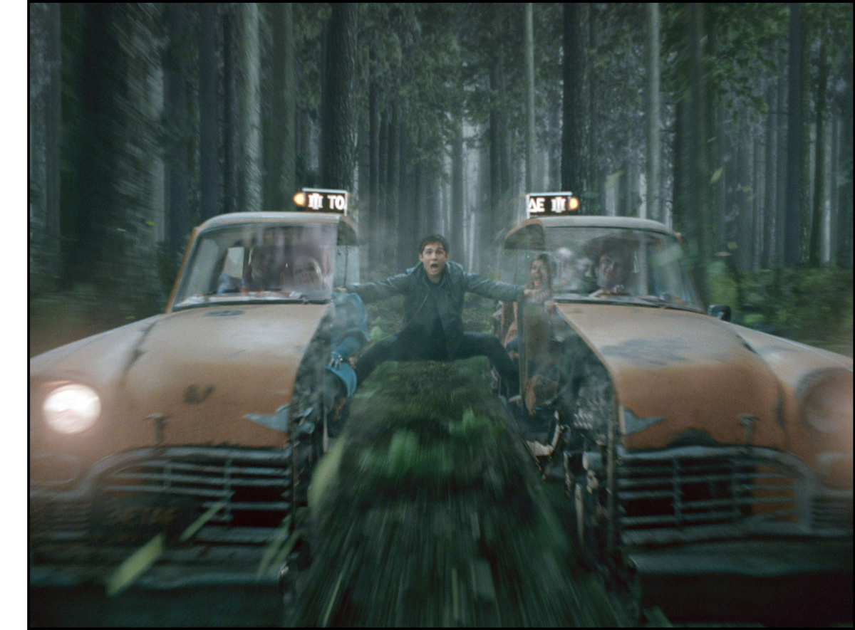 Percy Jackson Sea Of Monsters Visually Stunning Review