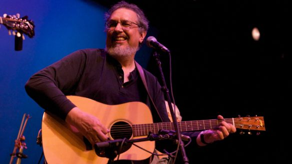 Respected guitarist and songwriter David Bromberg plays Hugh's Room on Sunday.