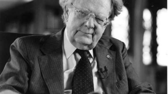 It's the 100th anniversary of the birth of Northrop Frye, Canada's most distinguished literary critic, who died in 1991.