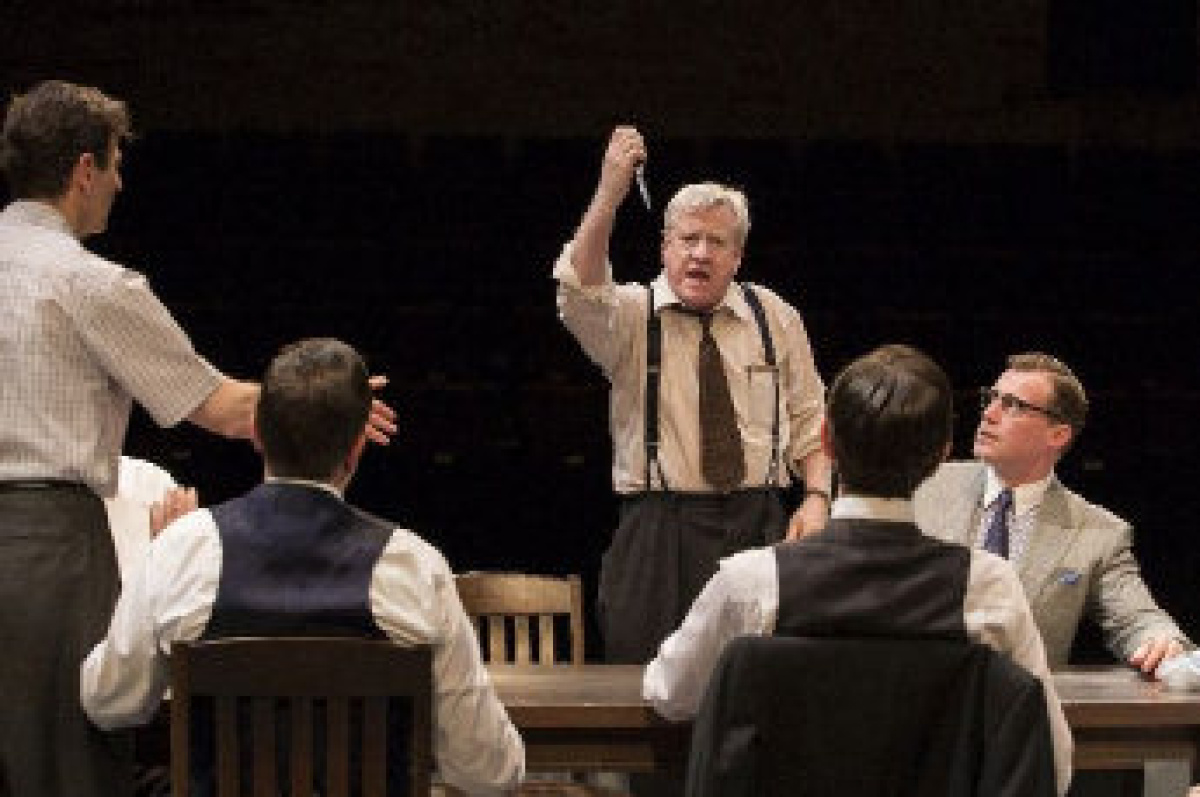 A Conflicted Verdict On Soulpepper S Twelve Angry Men