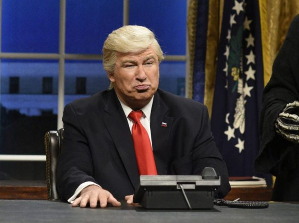 Saturday Night Live tackles week of Trump news with ...