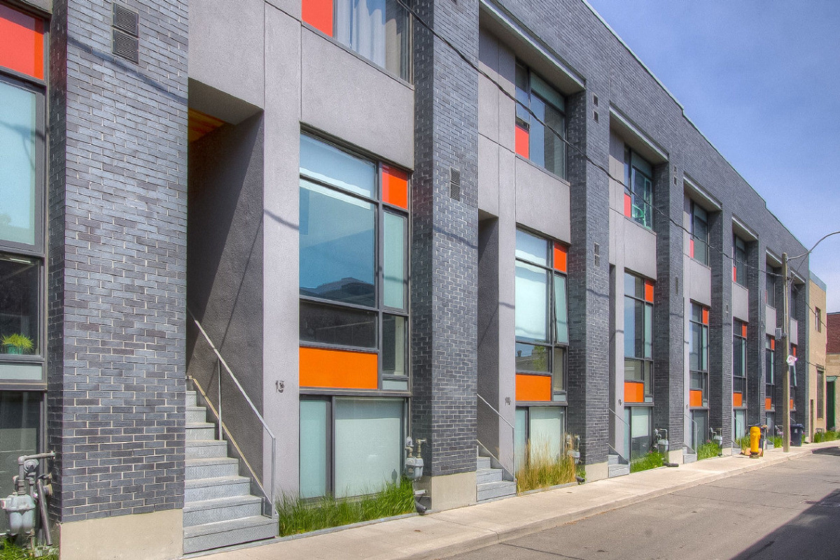 Home Of The Week Loft Inspired Townhouse In Corktown Toronto Star