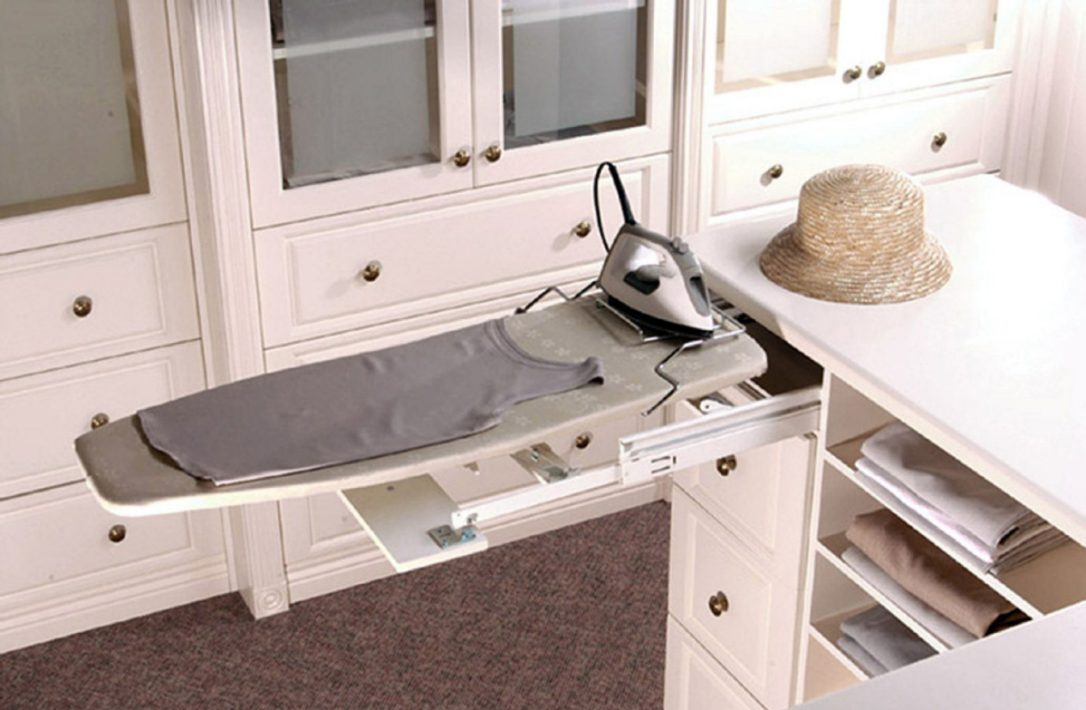 Ironing Board Size Apartment