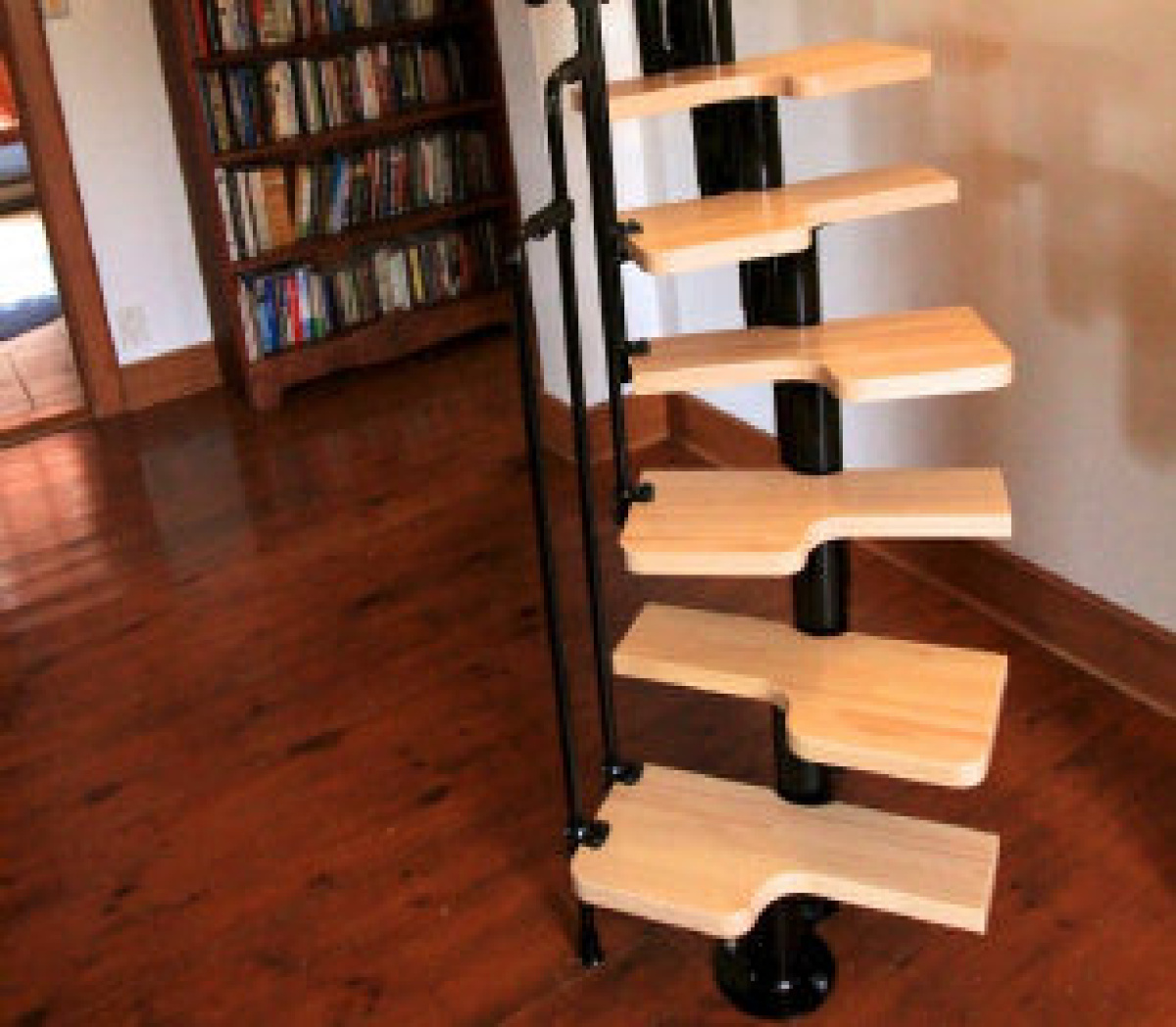 Compact Stairs Make Attics Accessible The Star