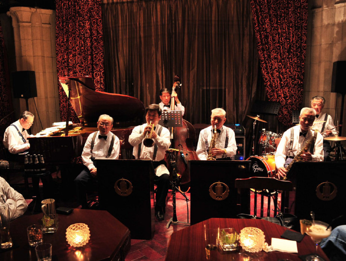 Shanghai S Jazzy Side Shines Brightly Once More