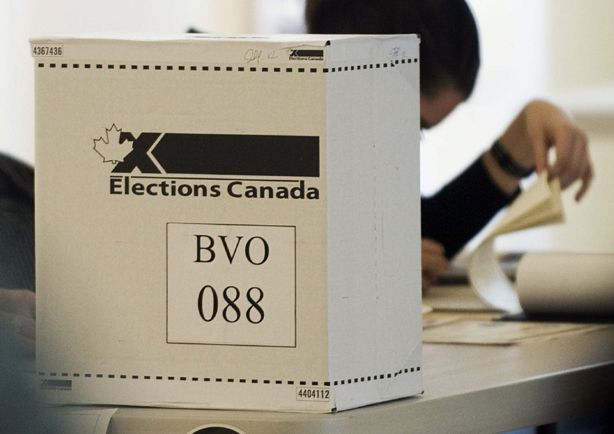 Elections Canada Warns Voters About New Id Requirements
