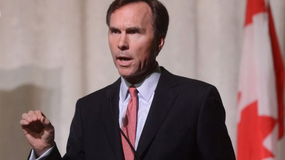 Another cabinent contender is newly-elected Toronto businessman Bill Morneau, who won in Toronto Centre. He formerly chaired the C.D. Howe research institute.