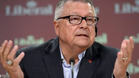 "Public Safety Minister Ralph Goodale says his Liberal governnment will repeal the ""problematic elements"" of Bill C-51, along with any other changes needed to protect our collective charter rights."