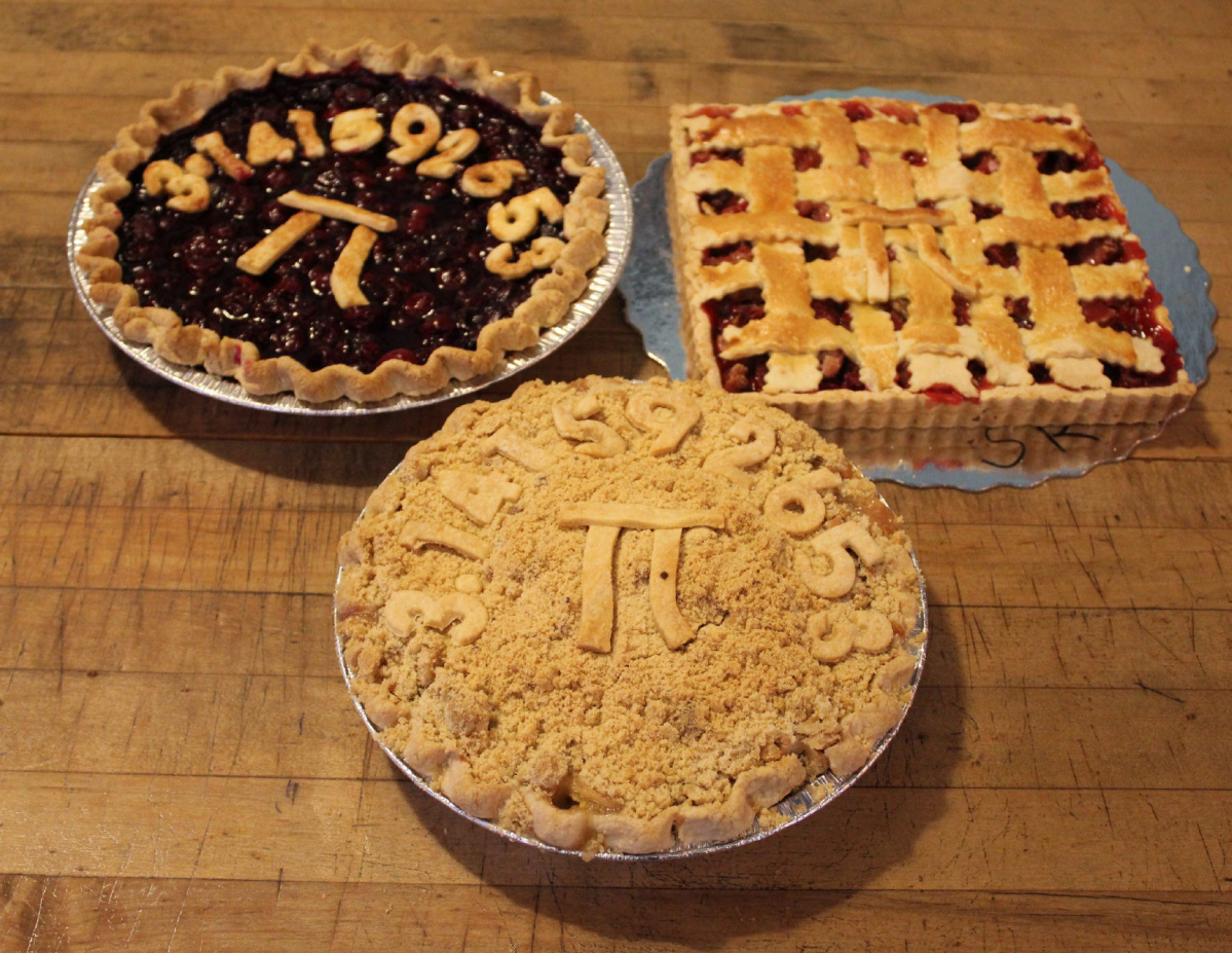 Thursday Pi Day
