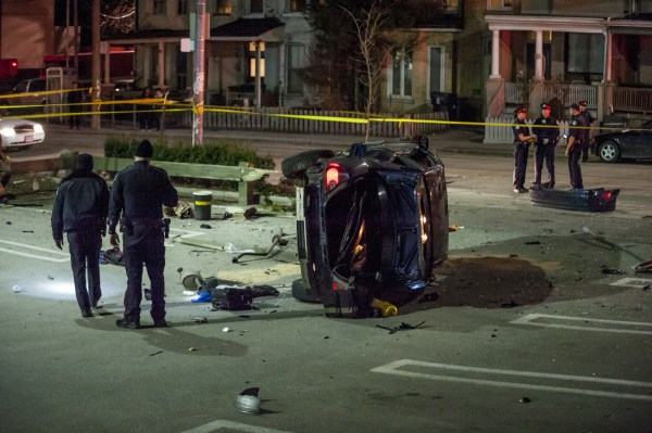 SIU investigating after police chase in downtown Toronto ...