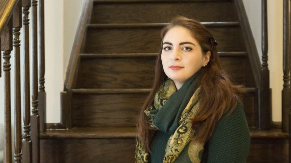 Kate Kassem wore the hijab for eight years and said she struggled for the past three years over whether to continue.