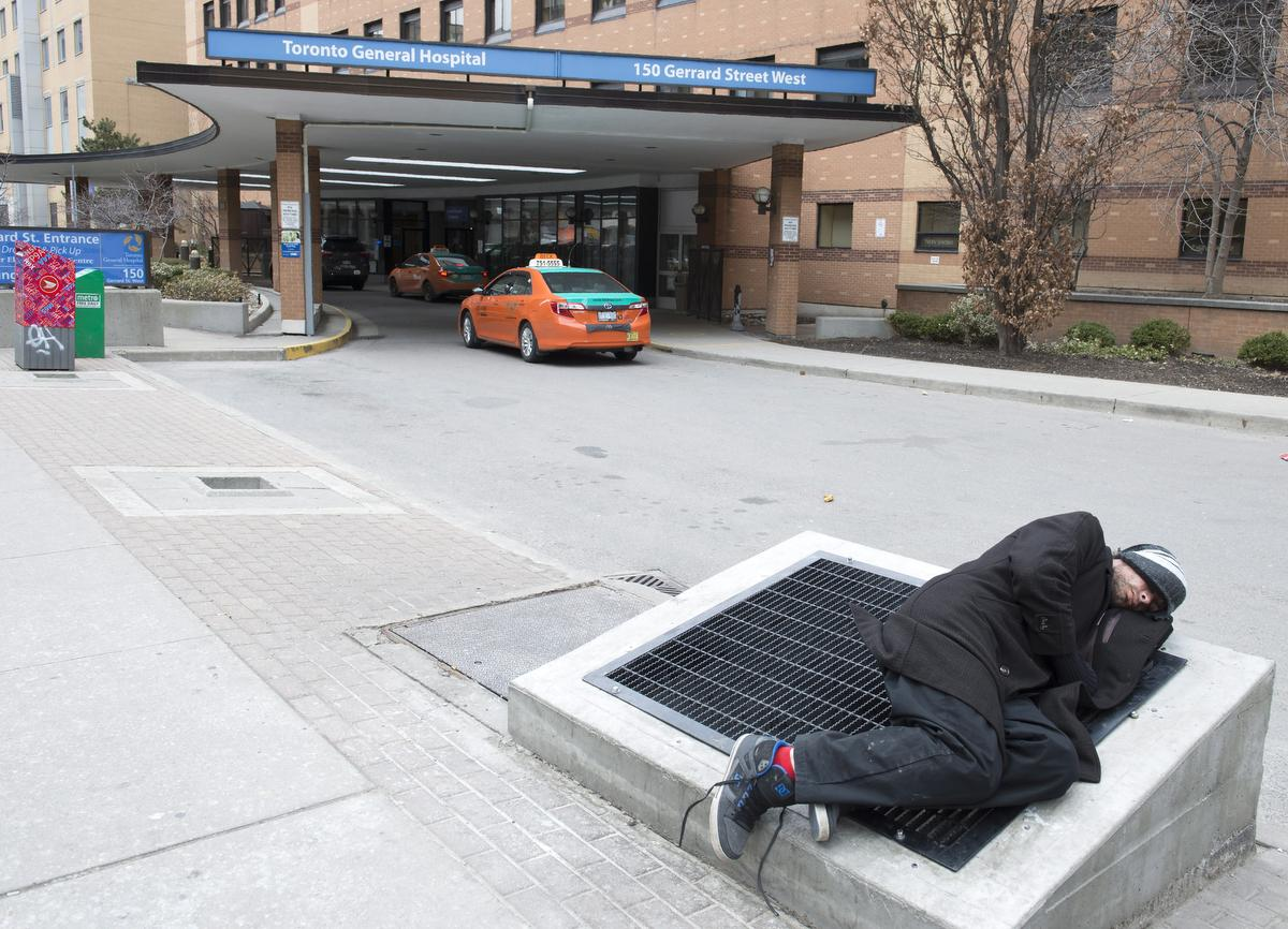 Hostile Architecture A Growing Problem For The Homeless
