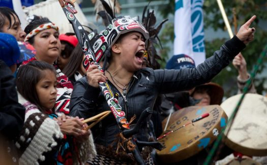 150th anniversary lays bare anger of indigenous Canadians ...