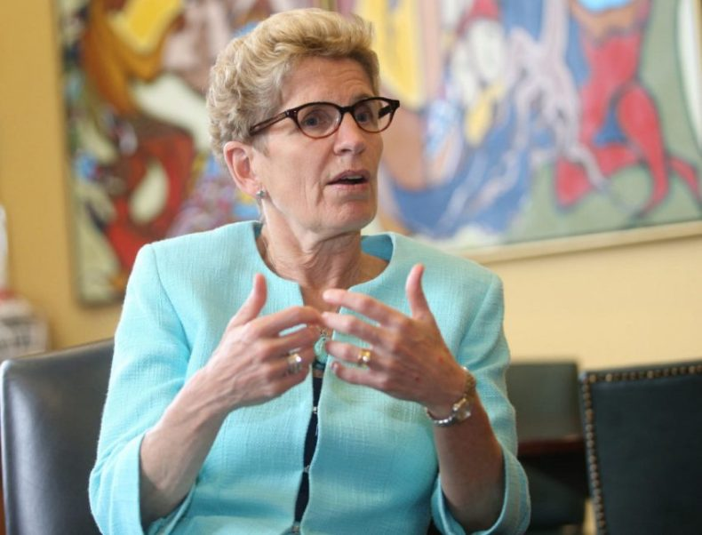 In a wide-ranging interview with the Star, the premier said Tuesday that she getting ready for an election now less than a year away.