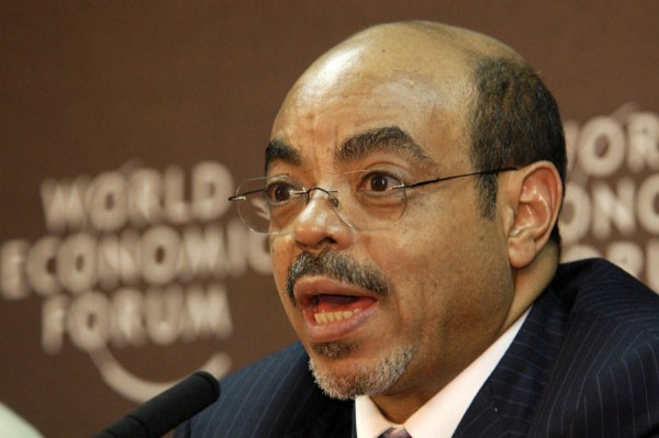 Ethiopian Prime Minister Meles Zenawi dies at 57 The Star