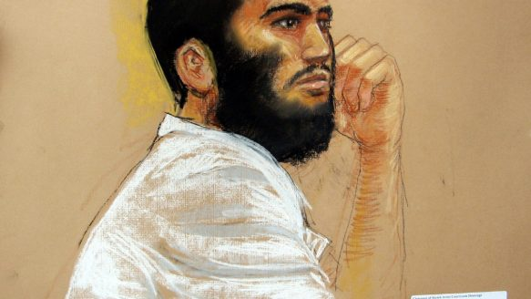 "A Correctional Service of Canada report states that because of his Guantanamo conviction, Omar Khadr, now at Millhaven, was assessed as an inmate convicted of first-degree murder and terrorism and therefore is automatically designated ""maximum security."""