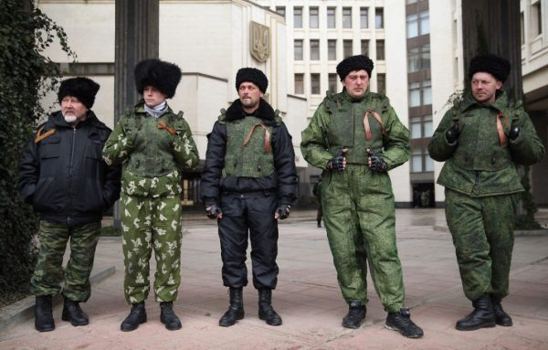 Tensions rise in Crimea after attempt to seize military ...