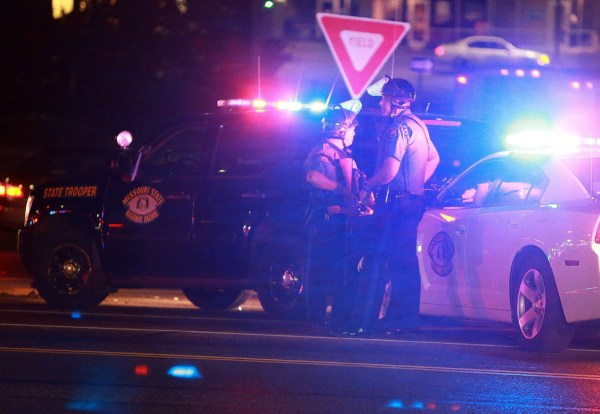Ferguson police officer shot; two suspects wanted   The Star