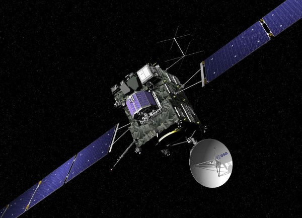 Scientists stop talking to Philae space probe Toronto Star