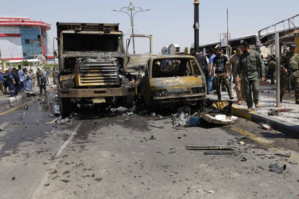 Deadly suicide attacks kill at least 29 people across Iraq ...