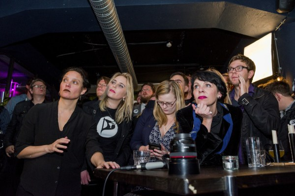 Iceland's centre-right seeks to govern as Pirate Party ...