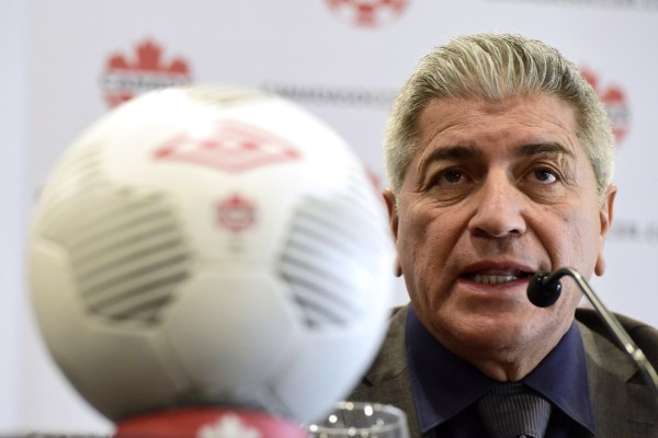 Canadian men's soccer coach looking at big picture ...