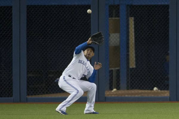 Blue Jays place outfielder Carrera on 10-day DL with foot ...