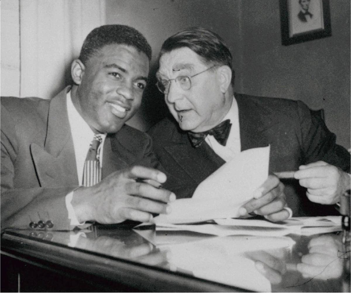 Branch Rickey Scouting Reports Digitized By U S Library Of Congress