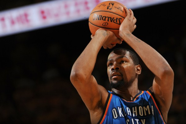 How Golden State convinced Kevin Durant to leave Thunder ...