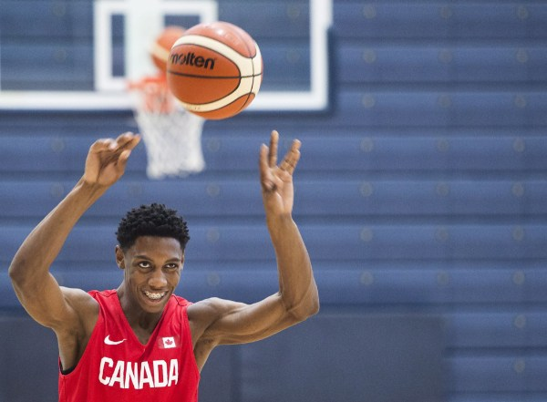 Canada's men's U19s face Italy for first world basketball ...