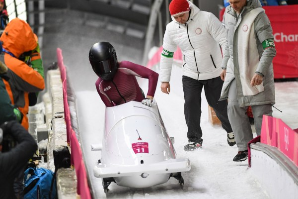 Russian bobsledder tests positive for doping, the second ...