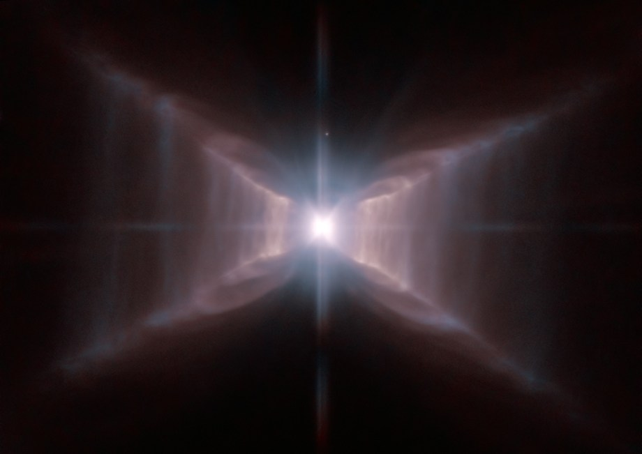 Red Rectangle Nebula - HD44179