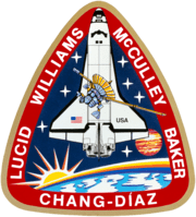 STS-34 Mission Patch