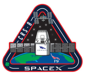 SpaceX CRS-8 Mission Patch