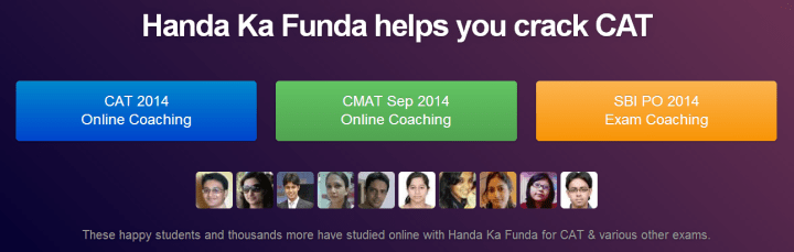 Handa Ka Funda Making CAT Entrance Exam Preparation Easy and Affordable