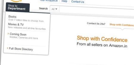 Amazon Buys bigbillionday.com, trolls Flipkart