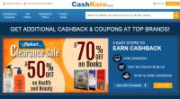 CashKaro.com - India's #1 Cashback Website
