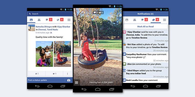 Facebook Lite Android App