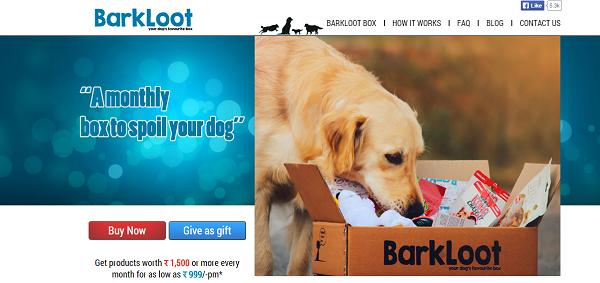 BarkLoot - Your Dog's Favorite Box