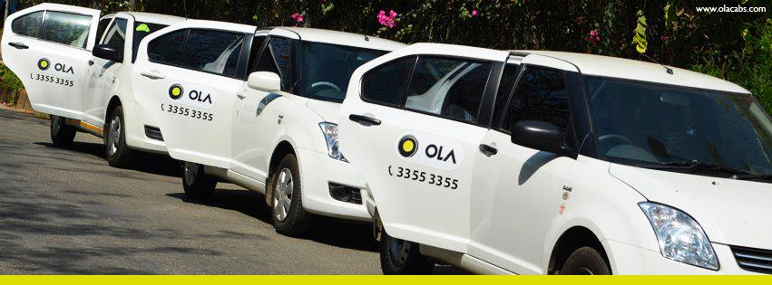 Olacabs Hacked