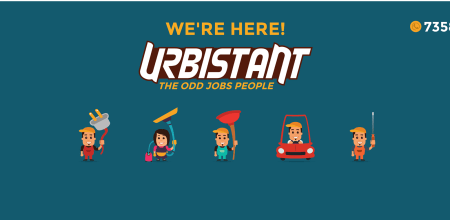 Urbistant - On Demand Job Portal