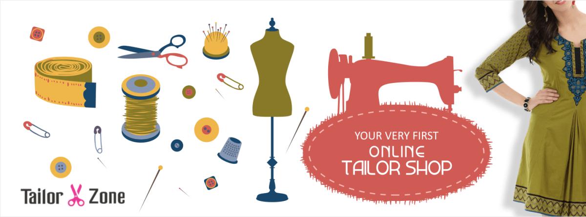 TailorZone Designer Shop