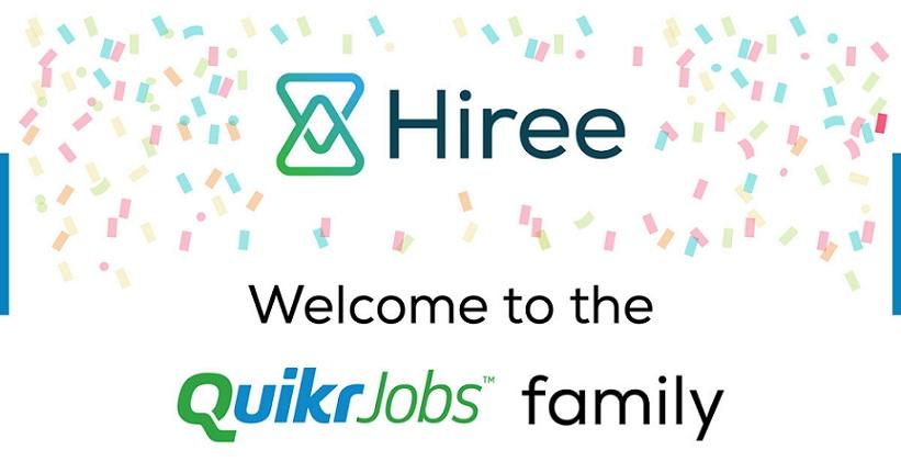 Quikr Acquires Hiree