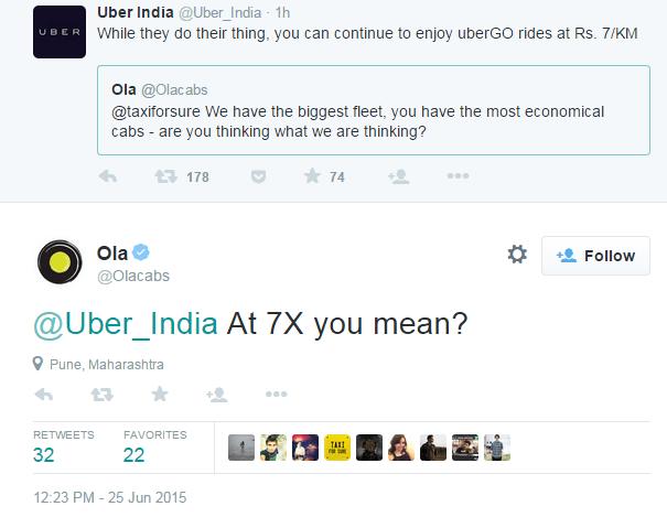 ols uber troll