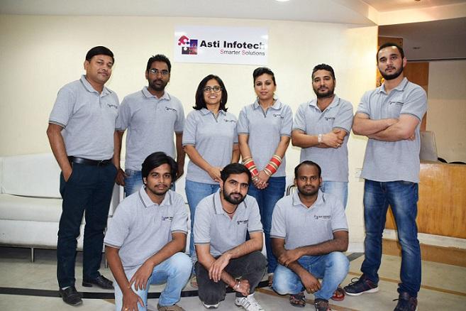 asti-infotech-team